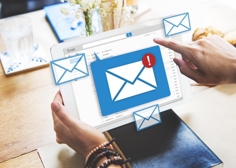 Danh sách email tiềm năng được tìm kiếm mới nhất