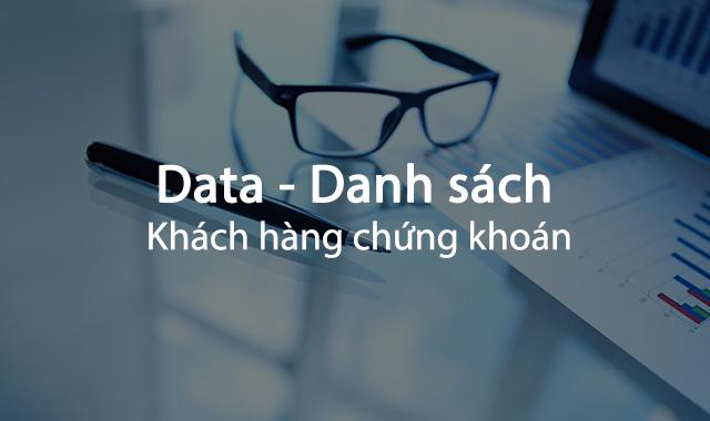Data chứng khoản tiềm năng nhất mọi thời đại