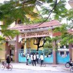 Data phụ huynh học sinh cấp 3 trường Lê Hồng Phong
